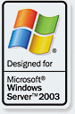 Windows 2003 Server certified