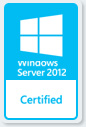 Windows 2008 RC2 certified