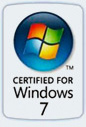 Windows 7 certified